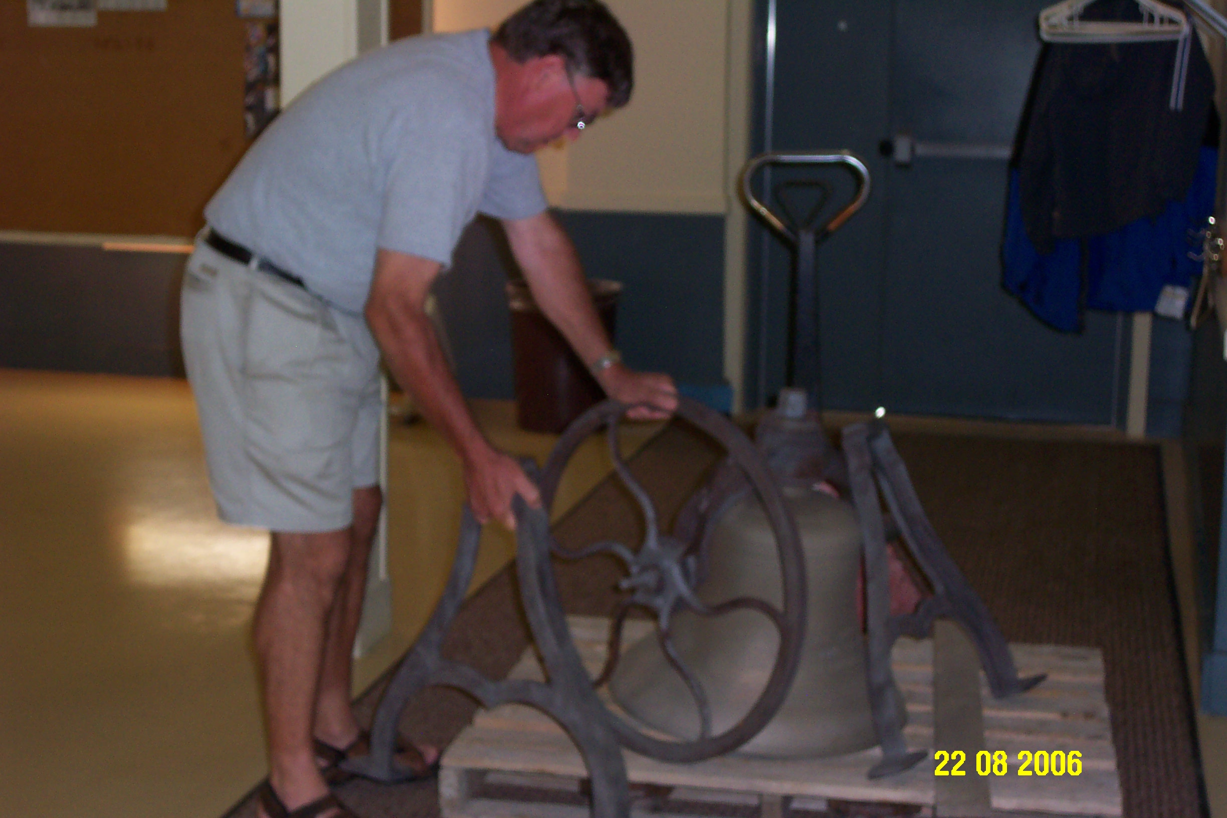 Restoring the Church Bell